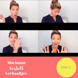 marianne vertelt verhaaltjes